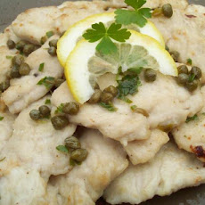 Turkey Tenderloin Scalloppine