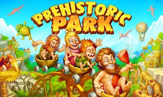 Screenshot of Prehistoric Park Builder
