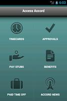 Screenshot of AccessAccord