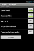 Screenshot of OrthoRef