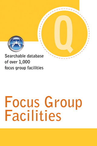 Quirk's Focus Group Facilities