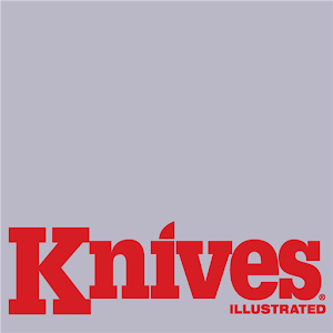 Cover art Knives Illustrated