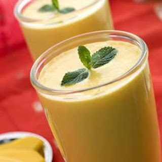 Delicious Mango Smoothie