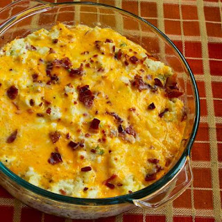 Cream Cheese Cauliflower Bake Recipes
