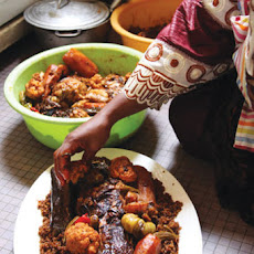 Thiéboudienne (Senegalese Fish and Rice)