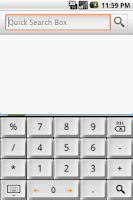 Screenshot of Flit Keyboard