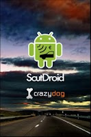 Screenshot of ScutDroid