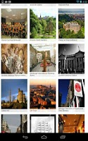 Screenshot of Edinburgh Offline Travel Guide