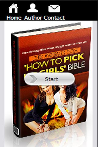 How To Pick Up Girls Bible