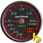touchBoost: Car Turbo icon