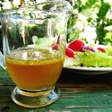 Burnt Honey and Orange Vinaigrette