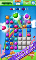 Screenshot of Candy Frenzy