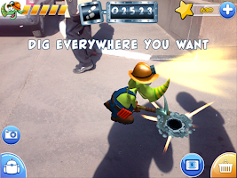 Screenshot of Frolik Treasurehunter