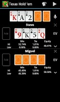 Screenshot of Free Poker Calculator