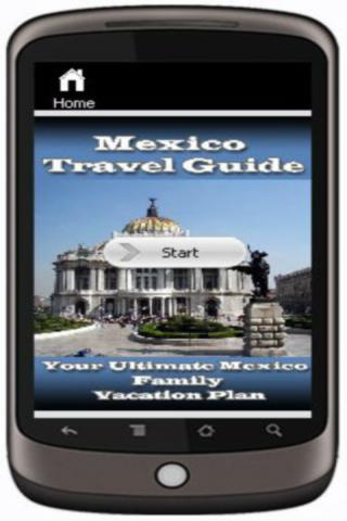 【免費旅遊App】Mexico Travel Guide-APP點子