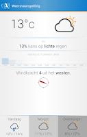 Screenshot of Looptijden.nl GPS hardloop-app