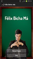 Screenshot of Félix Bicha Má