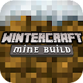 Winter Craft 3: Mine Build APK baixar