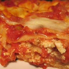 Chicken and Ham Lasagna