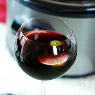 Slow-Cooker Winter Sangria