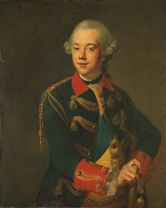 RIJKS: Johann Georg Ziesenis: painting 1776