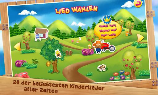 Mitsing-Lieder - screenshot