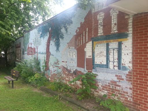 Drug Store Mural