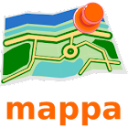 Bali Offline mappa Map icon