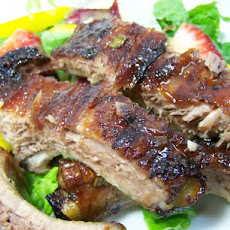 Maple Apple Ribs