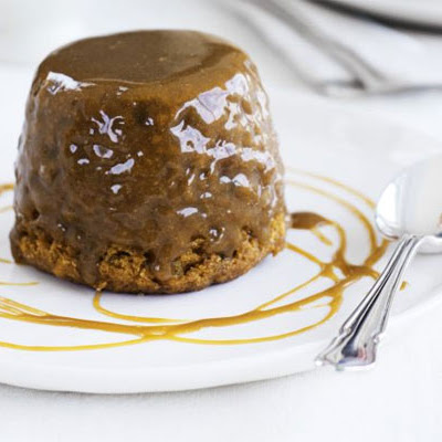 The ultimate makeover: Sticky toffee pudding