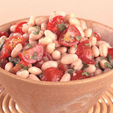 Zesty White Beans and Tomatoes