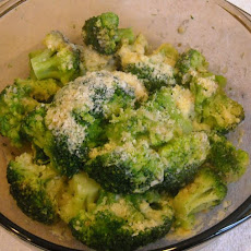 Easy Broccoli Parmesan