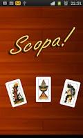 Screenshot of Scopa! Free