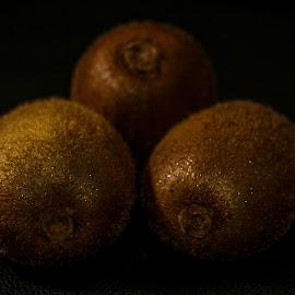 My 3 Kiwis by Syahrul Nizam Abdullah - Food & Drink Fruits & Vegetables