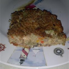 Sensational Salmon Loaf