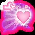 GO SMS - Heart Beauty icon