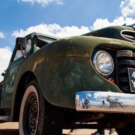 old school by Shaun Thompson - Transportation Automobiles