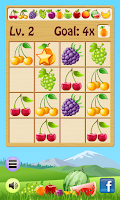 Screenshot of Fruit Threes
