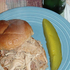 Crock Pot Shredded Turkey