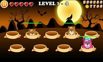 Screenshot of Christmas Mole
