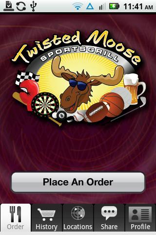Twisted Moose