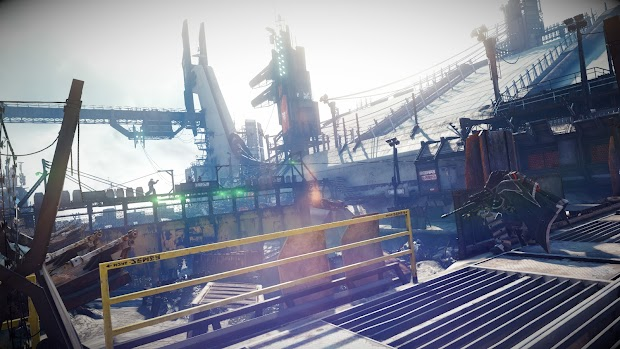 New free map pack drops for Killzone: Shadow Fall