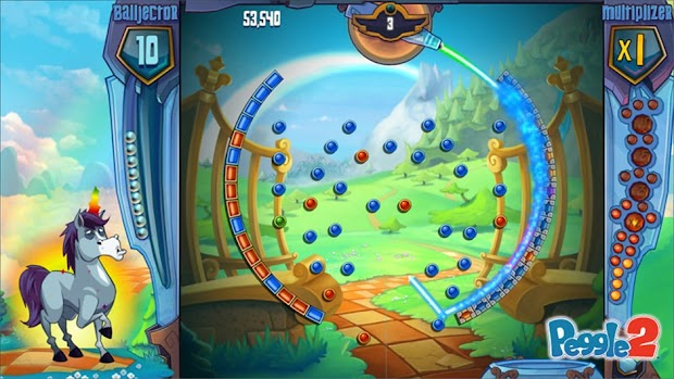 Peggle 2 to arrive on Xbox One next week