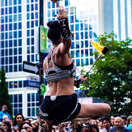 TADAA! by Ahmed Gamaleldin - People Musicians & Entertainers ( street festival, toronto )