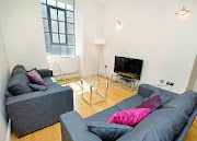 Spacious Two Bedroom Apartment in Convent Garden