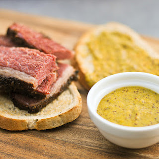 Spicy Beer Mustard