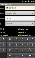 Screenshot of Unit Converter Pro Plus