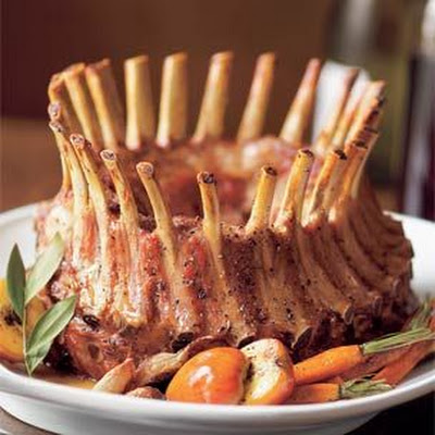 Brined Crown Roast of Pork