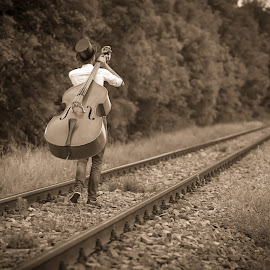 by Calin Falcusan-Photography - People Musicians & Entertainers