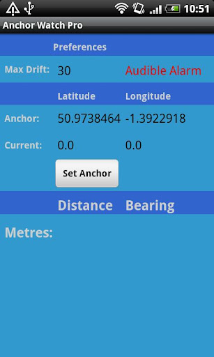 Anchor Watch Pro